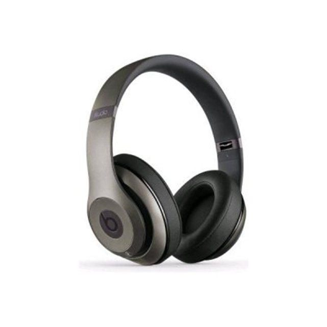 Casque Audio Bluetooth Beats By Dr Dre Studio Wireless Titanium