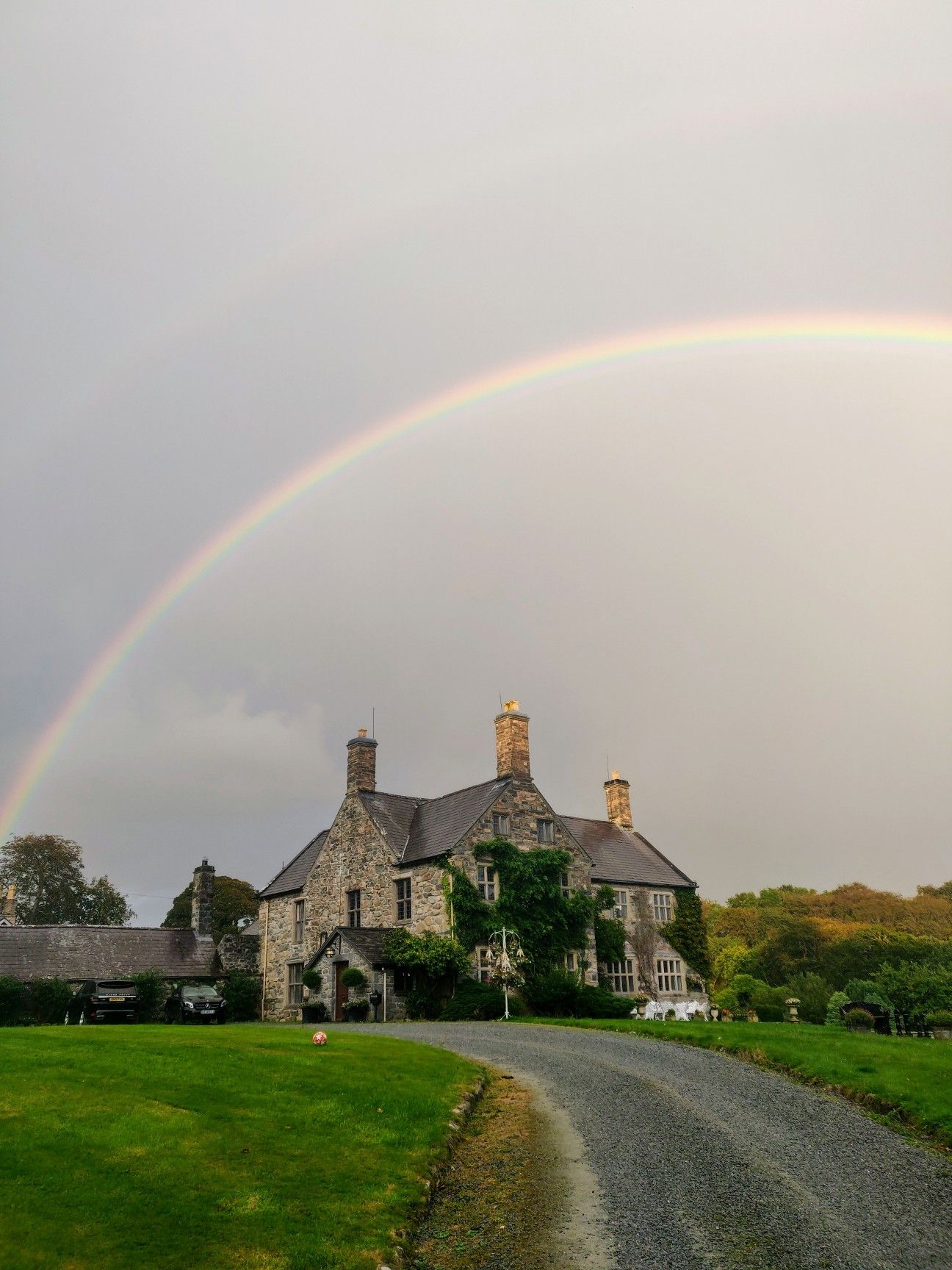 Pin by Talhenbont Hall - North Wales on Wedding Venue ...