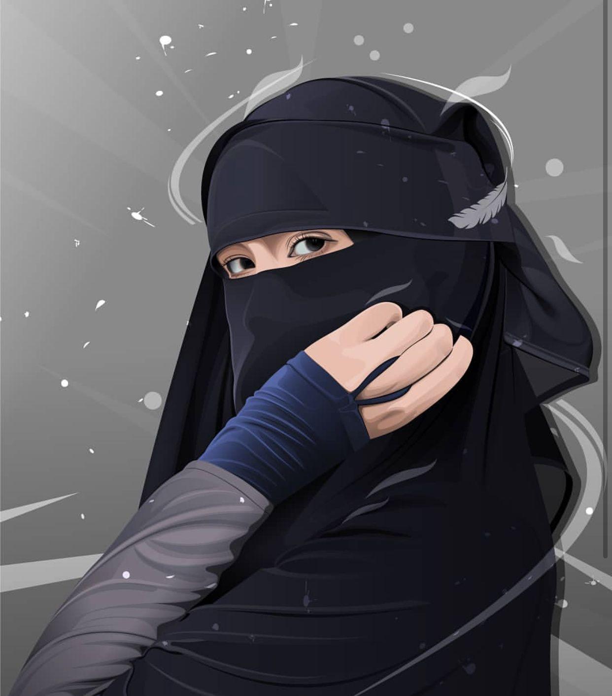 Muslimah Cadar