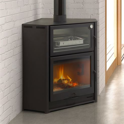 Wood Stove Wood Storage Ideas