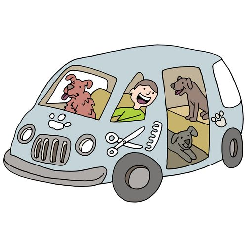To Fine Mobile Dog Groomers Near Me Check Your Local Veterinarian S Office They Know From Experience And Dog Owners About Some Dog Groomers Groomer Dog Owners