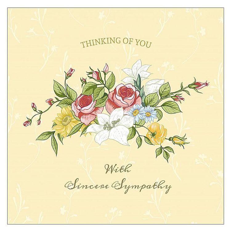 printable sympathy cards