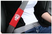 Rescue Facts Inside (seatbelt cover)