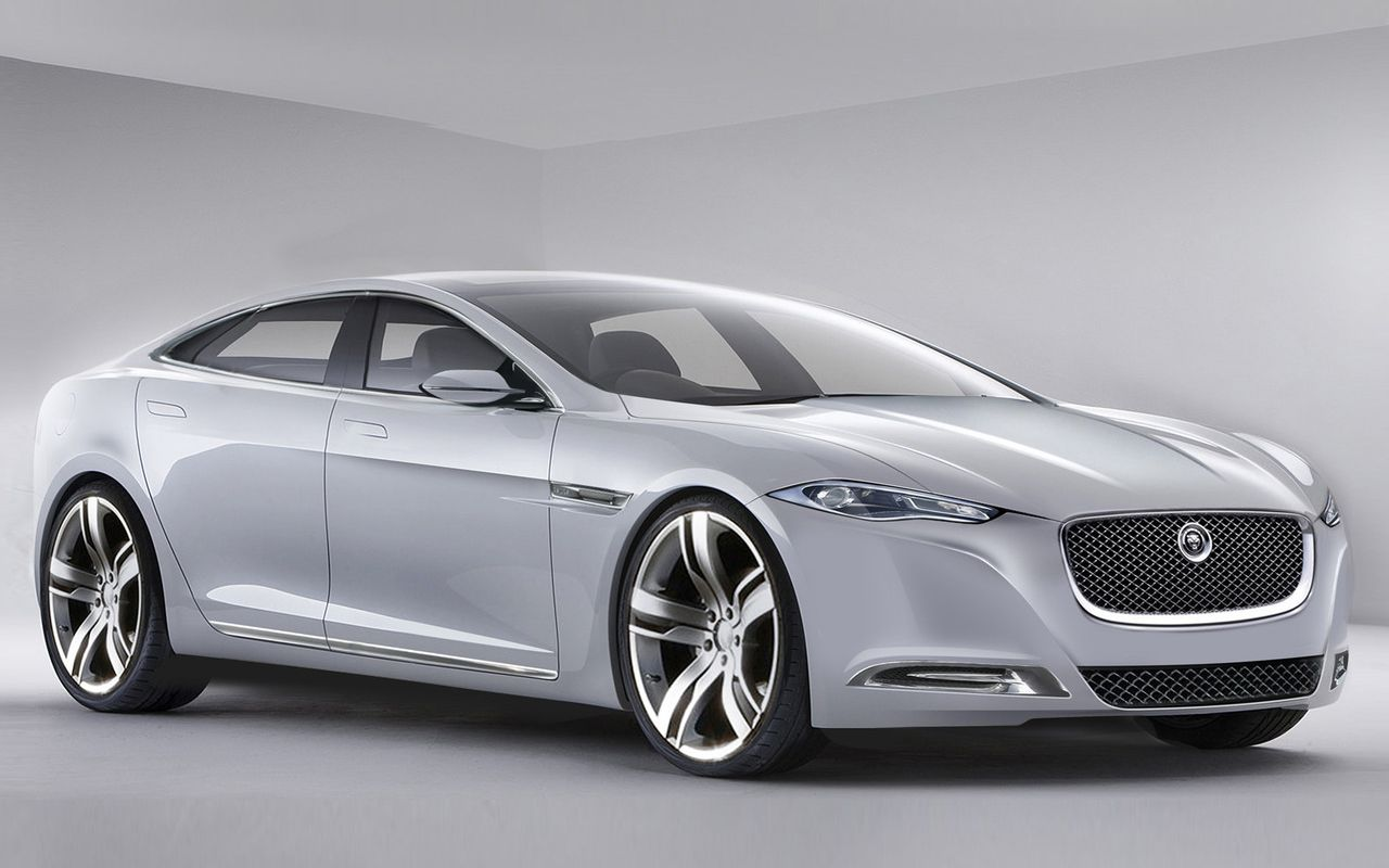 New 2018 Jaguar Xj Rendering Http Www 2016newcarmodels