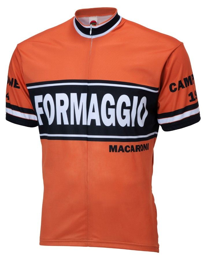 Looking for something a little vintage  Formaggio 1964 Retro Mens Cycling  Jersey 65b02f8c9
