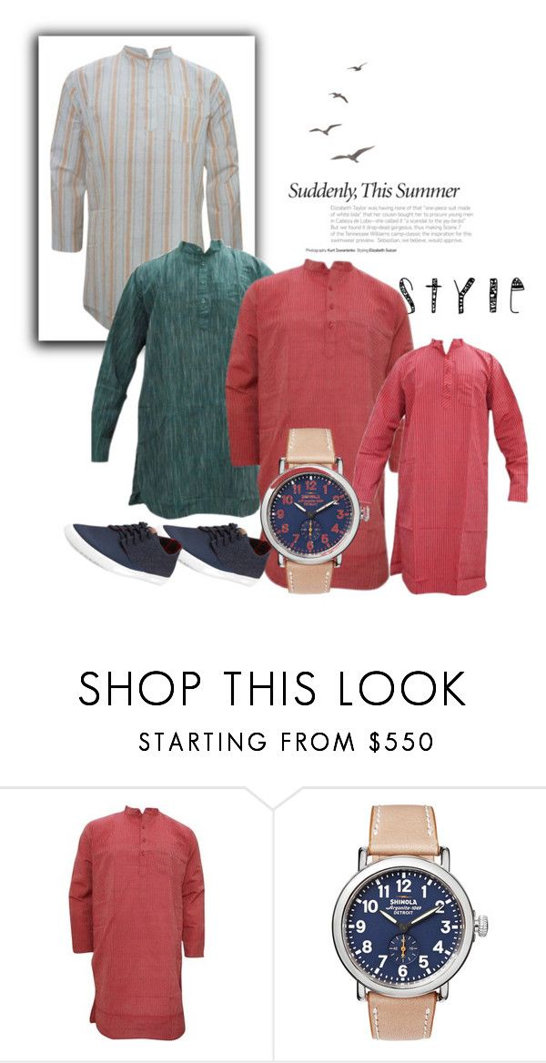 MEN'S ETHNIC FASHION FESIVE KURTA by globaltrendzs-flipkart on Polyvore featuring Ben Sherman, Shinola, men's fashion and menswear  http://www.polyvore.com/cgi/set?id=199801926  #kurta #mens #ethnicwear #fashion #menswear #indiatrendzs #festivewear