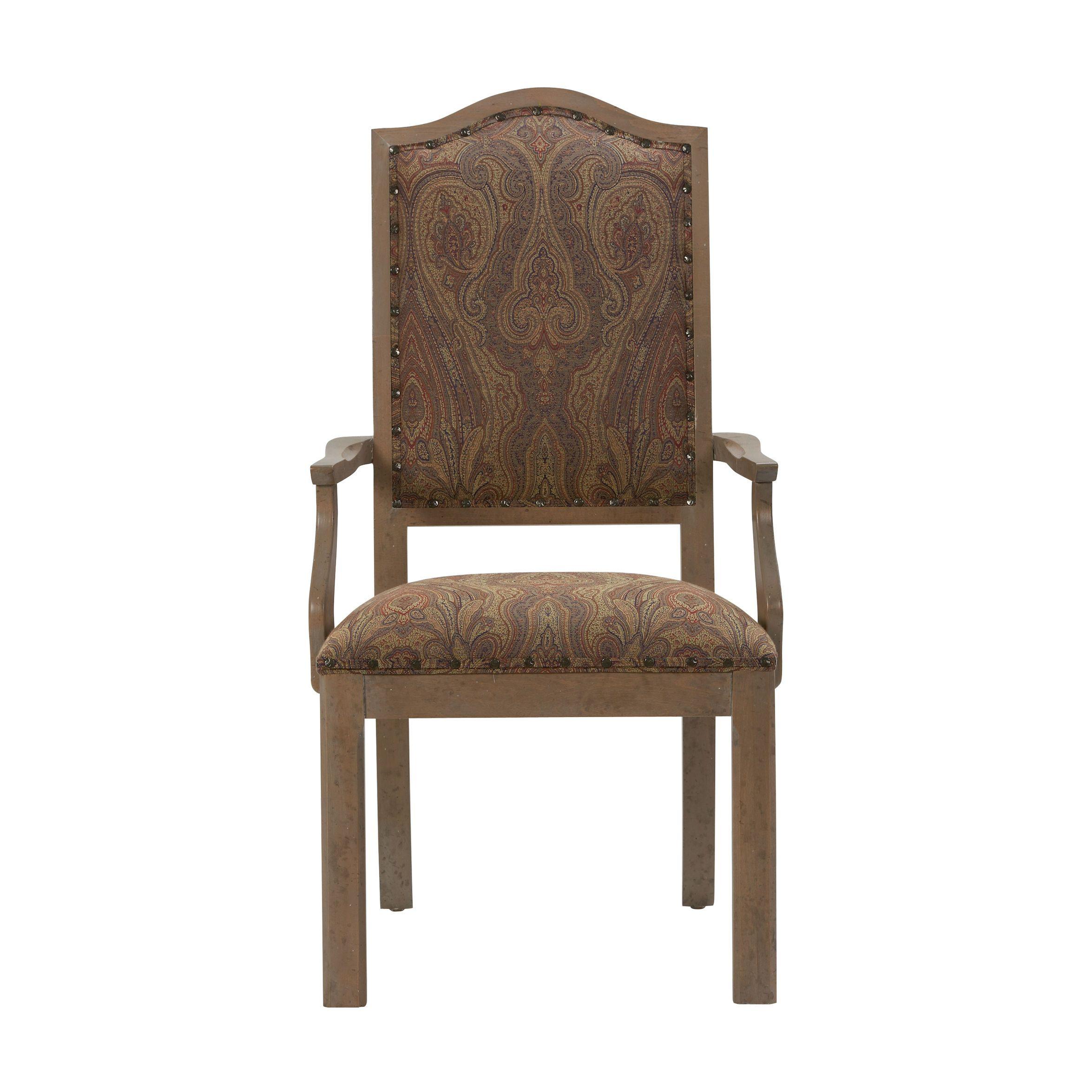 Hayden Parson-Leg Armchair - Ethan Allen US