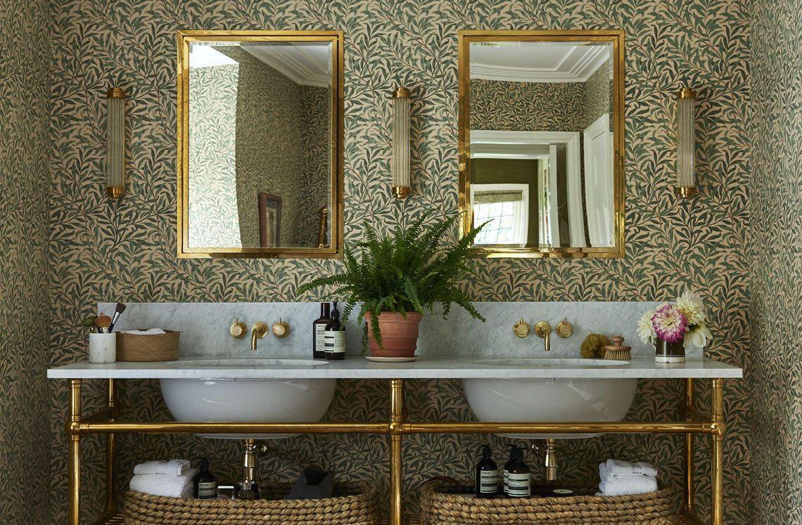 Garden shelter ideas home  An Arts u Crafts Home by Ben Pentreath  baths  Pinterest  Bath
