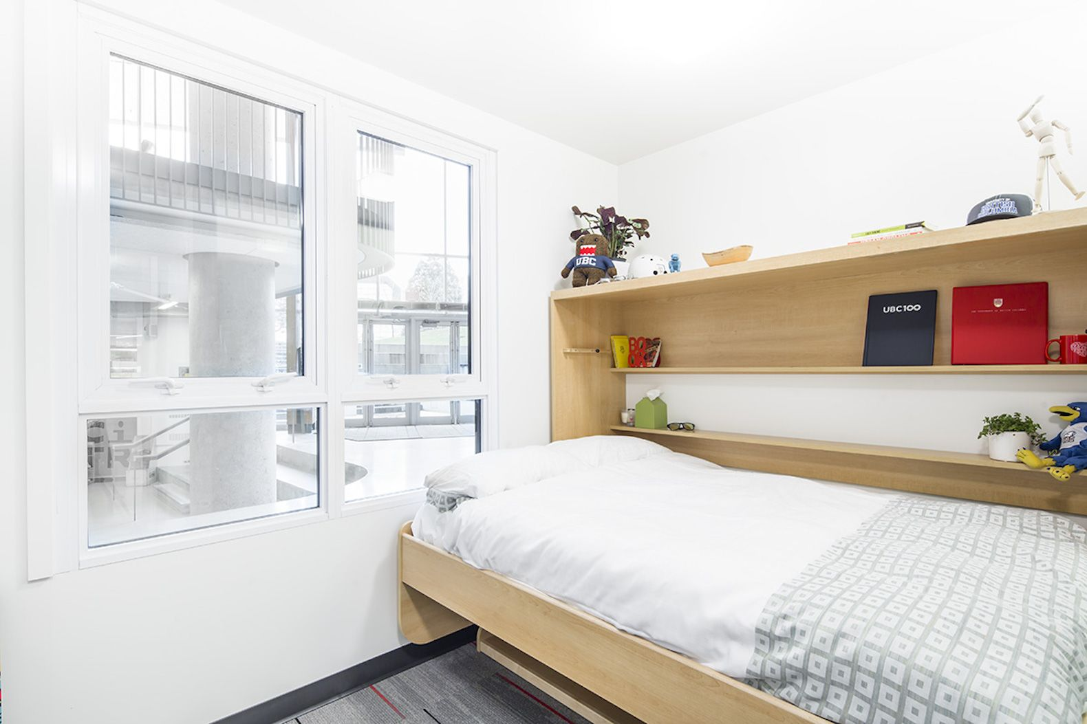 UBC's Nano Studios to offer affordable microapartments