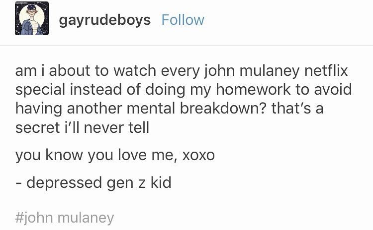 Pin By Alexandra Macaraig On John Mulaney John Mulaney Funny Quotes Memes Quotes