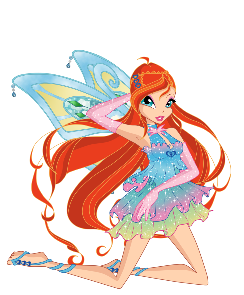 Bloom enchantix by WinxFandom.deviantart.com on @DeviantArt