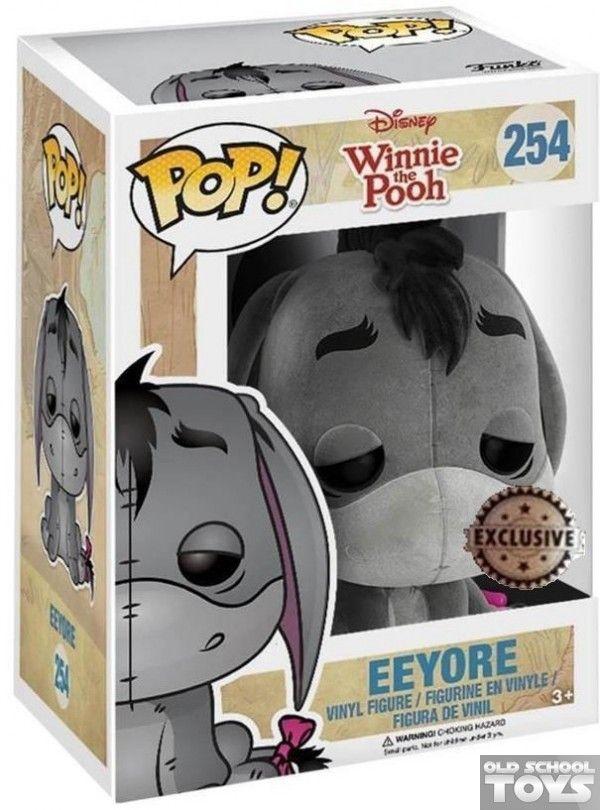Vinyl-Funko Winnie the Pooh Eeyore Pop