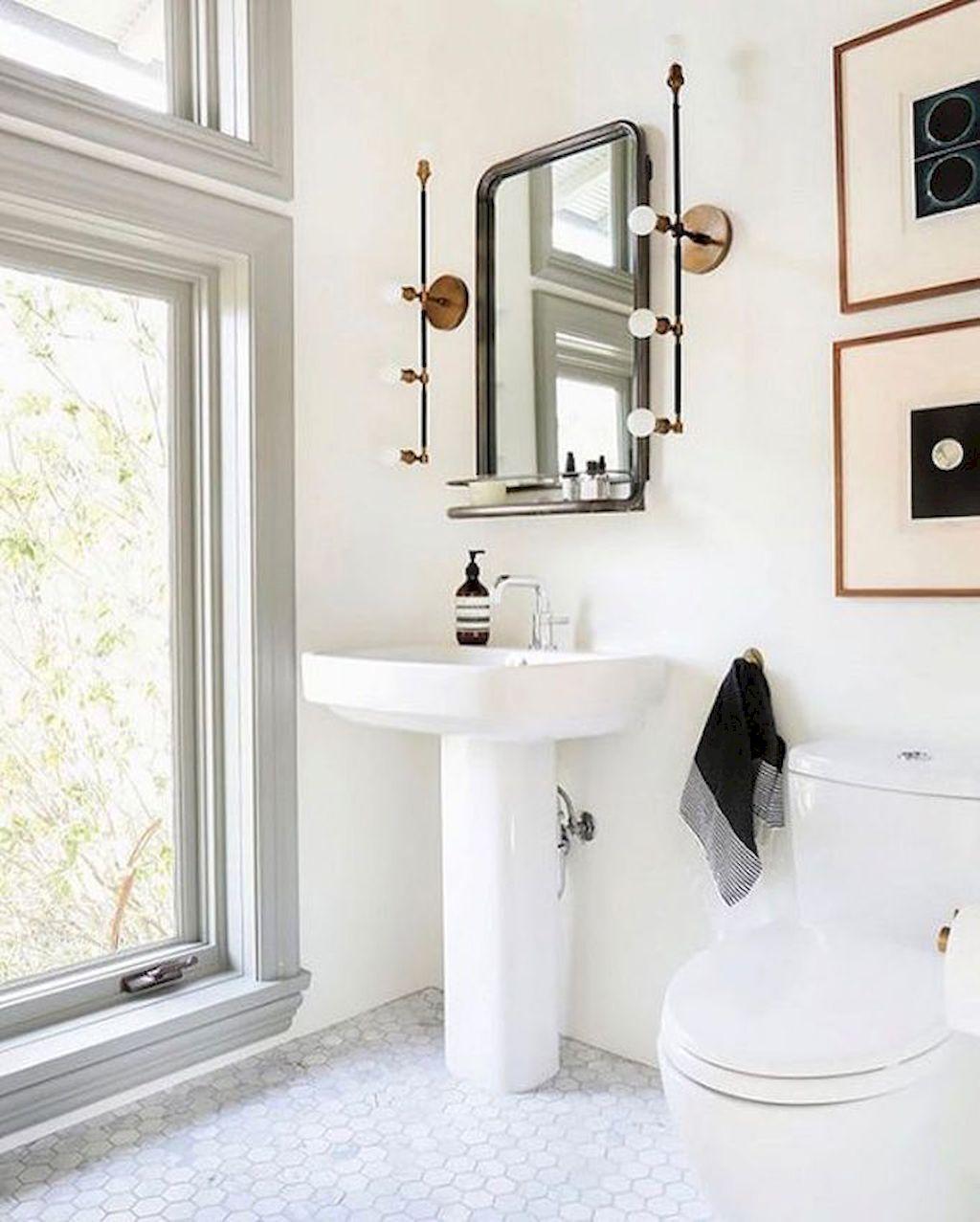 150 stunning small farmhouse bathroom decor ideas and on stunning small bathroom design ideas id=43923