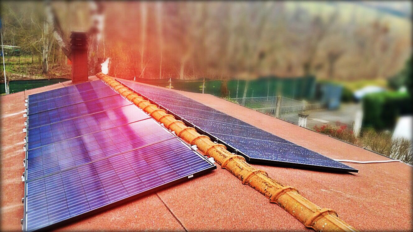 #unicanetwork #impiantofotovoltaico #fotovoltaico #risparmioenergetico #greenenergy Impianto Fotovoltaico con Ottimizzatori