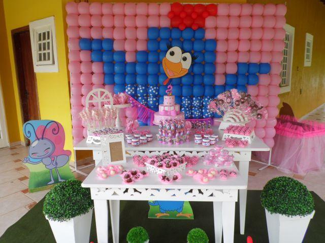Galinha Pintadinha!!!  Parabéns e Cia Decoraç u00e3o de Festas , Eventos e Cursos!!! Galinha  -> Decoração De Festas E Eventos Cursos