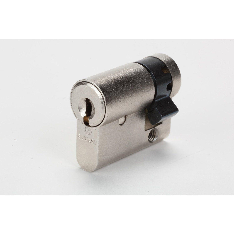 Cylindre De Serrure L 50 10 Mm Bricard Chifral S2 Cylindre Serrure Produits