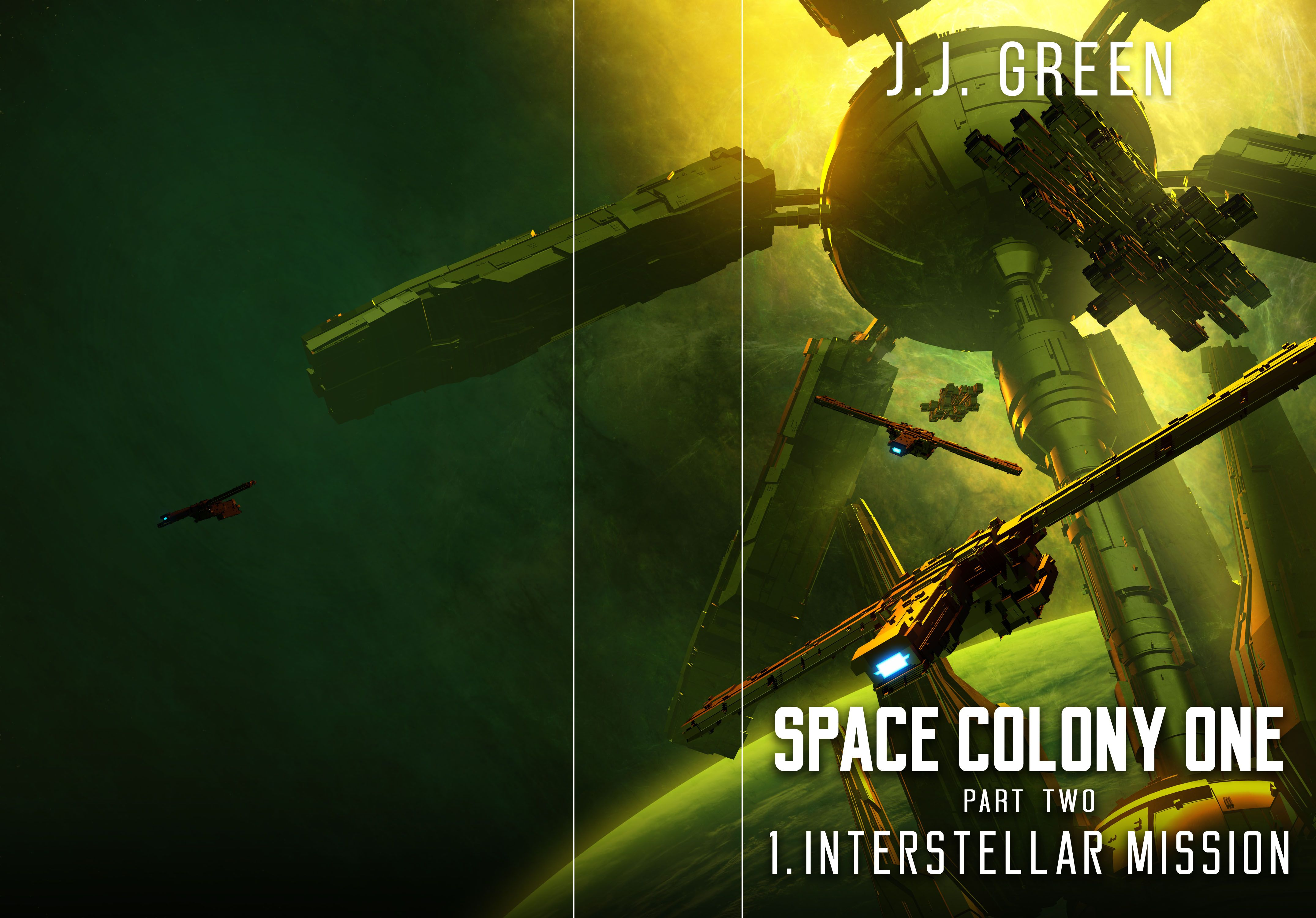 50 Best Starship JJ Green images in 2020 | Science fiction