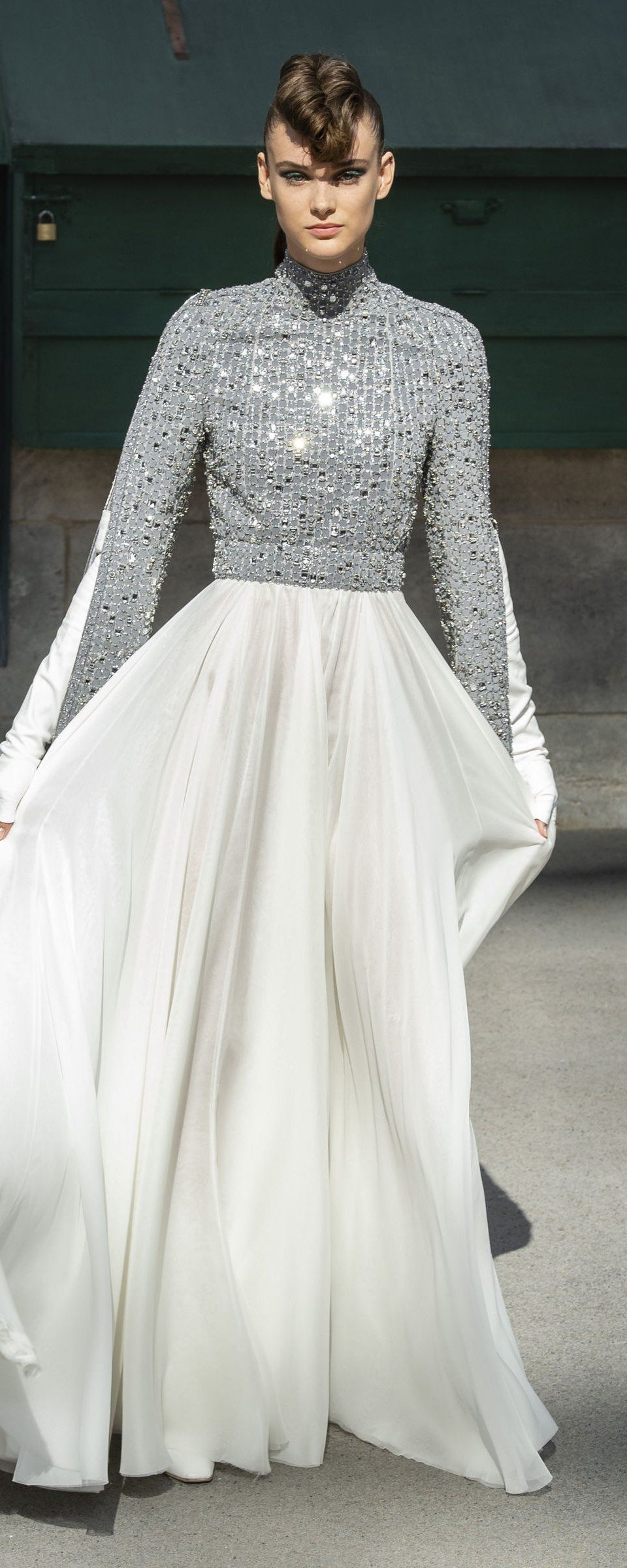 Chanel fallwinter couture fall winter winter and