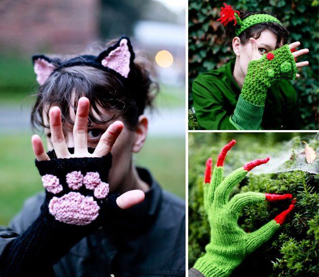 Lion Brand Yarn\'s Halloween Costume Patterns | Crochet halloween ...