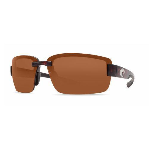 4a40c2c93f3a6 Costa Del Mar Galveston Sunglasses Black Grey - Case Sunglasses at ...