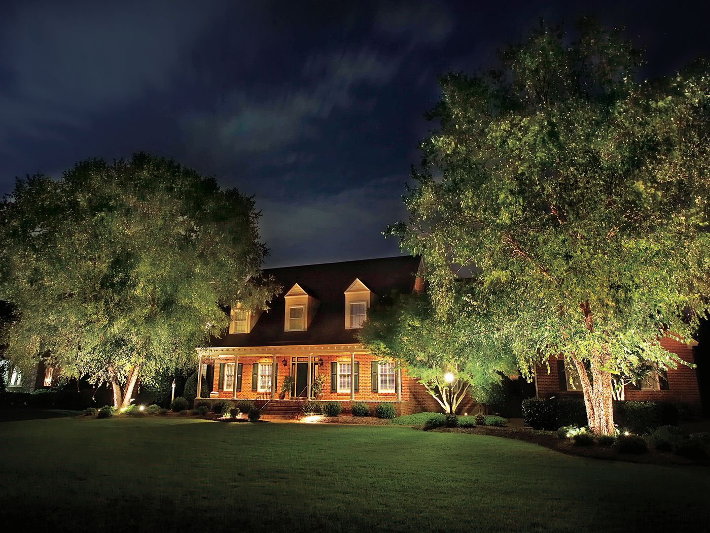 All About Landscape Lighting