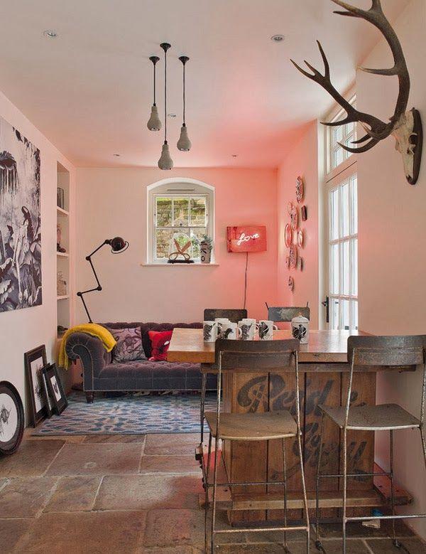 La casa de un artista en Londres · An artist home in London | Neon ...