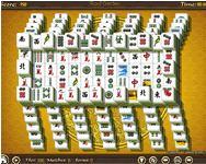 Mahjong Ingyen