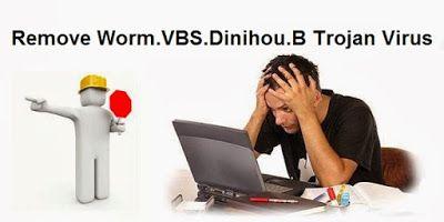 Online Antivirus Tool and PC Security Software to Remove Virus,Spyware,Adware,Trojan - Optimo AV: How to Get Rid of Worm.VBS.Dinihou.B Trojan Virus