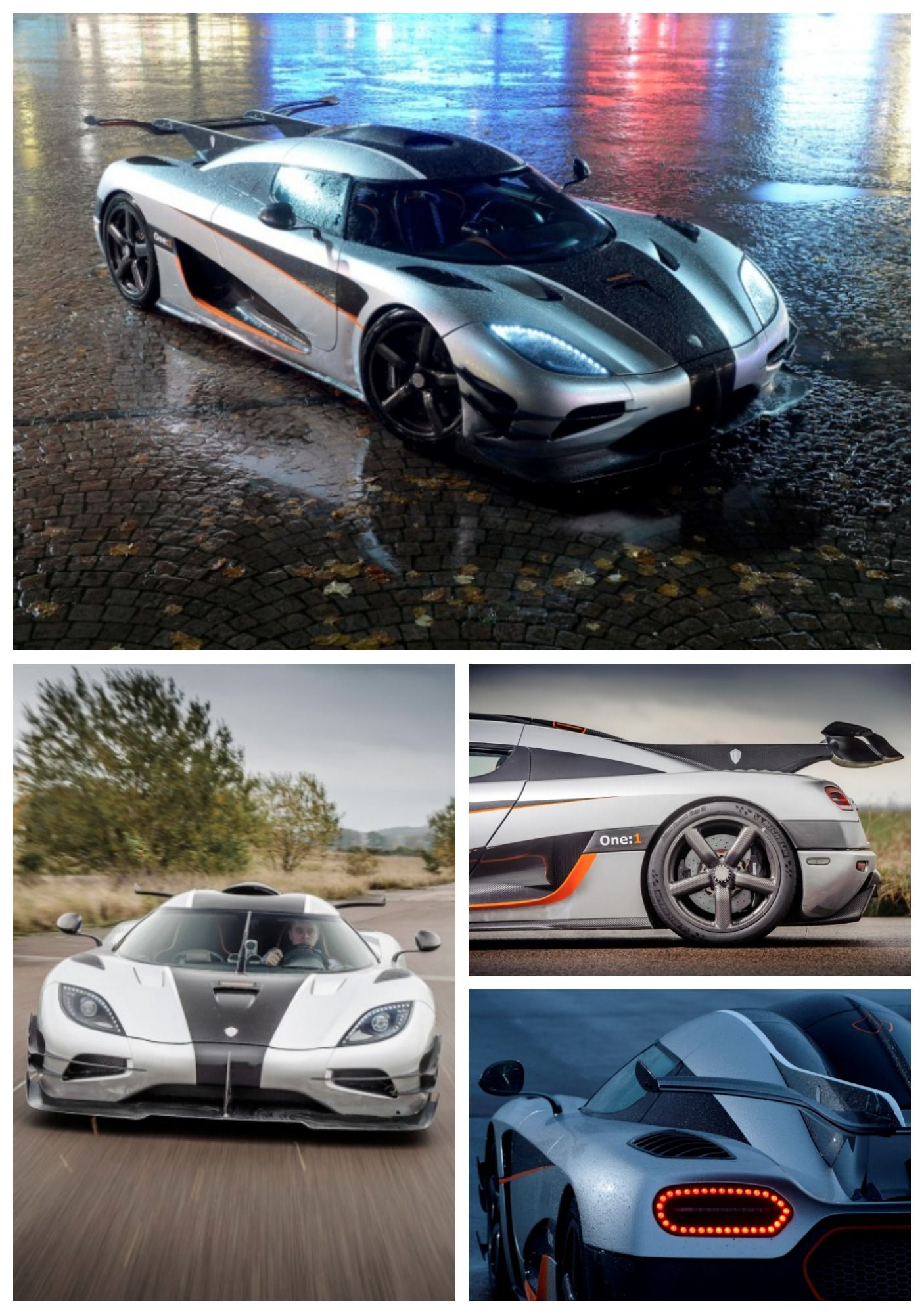 1340hp Koenigsegg One:1 - it doesn't get better than this! Click to see the full gallery.
