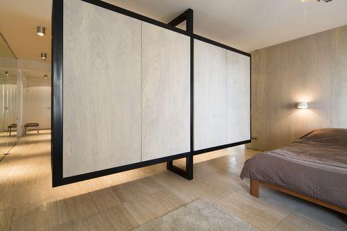 Zwevende Kast Slaapkamer : Amsterdam deze zwevende kast vormt een subtiele afscheiding