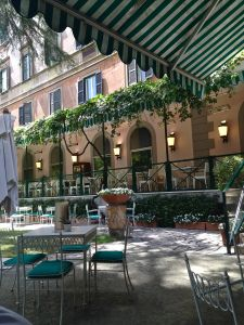 Rome Italy L F Scott Fitzgerald And His Wife Zelda Stayed At The