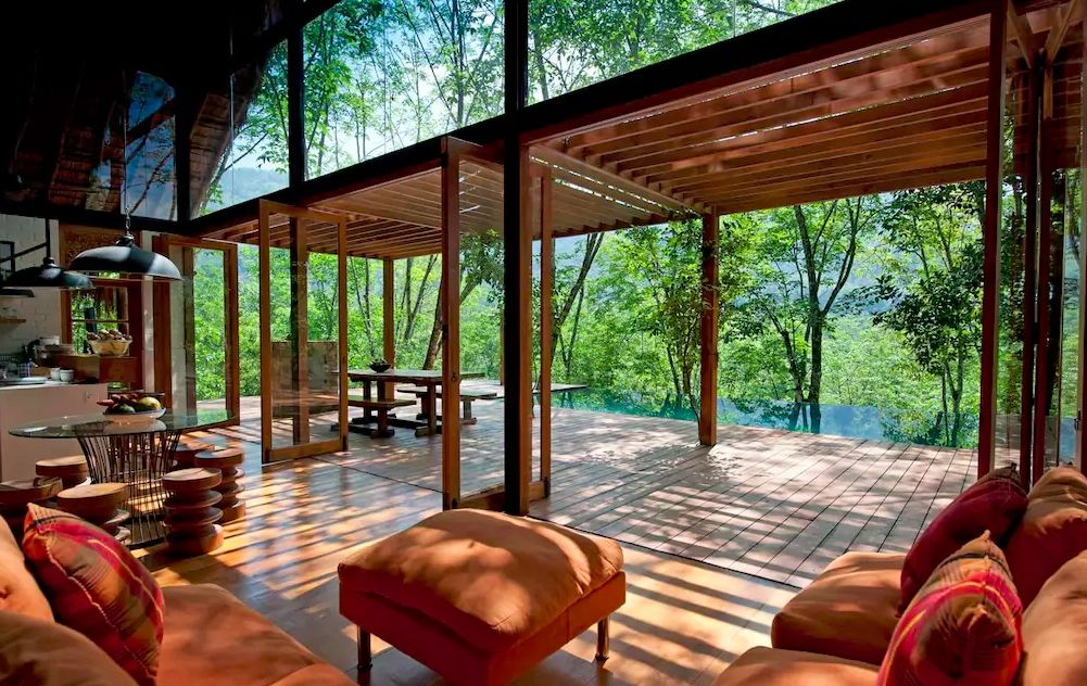 Holiday home of the week: a jungle hideaway in Sri Lanka