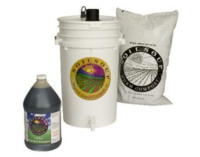 Soil Soup Brewing Equipment For Making Compost Tea And Other Tea S For Lawn And Garden Compost Tea How To Make Compost Brewing Equipment