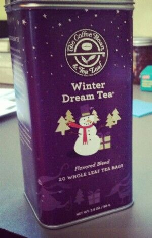 Pin By Just Melissa On Products I Love Dream Tea Flavored Tea Winter Tea