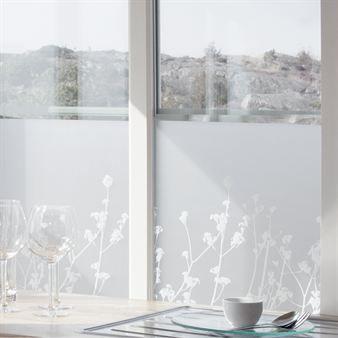Decorative Window Foil For Privacy Decorating Windows