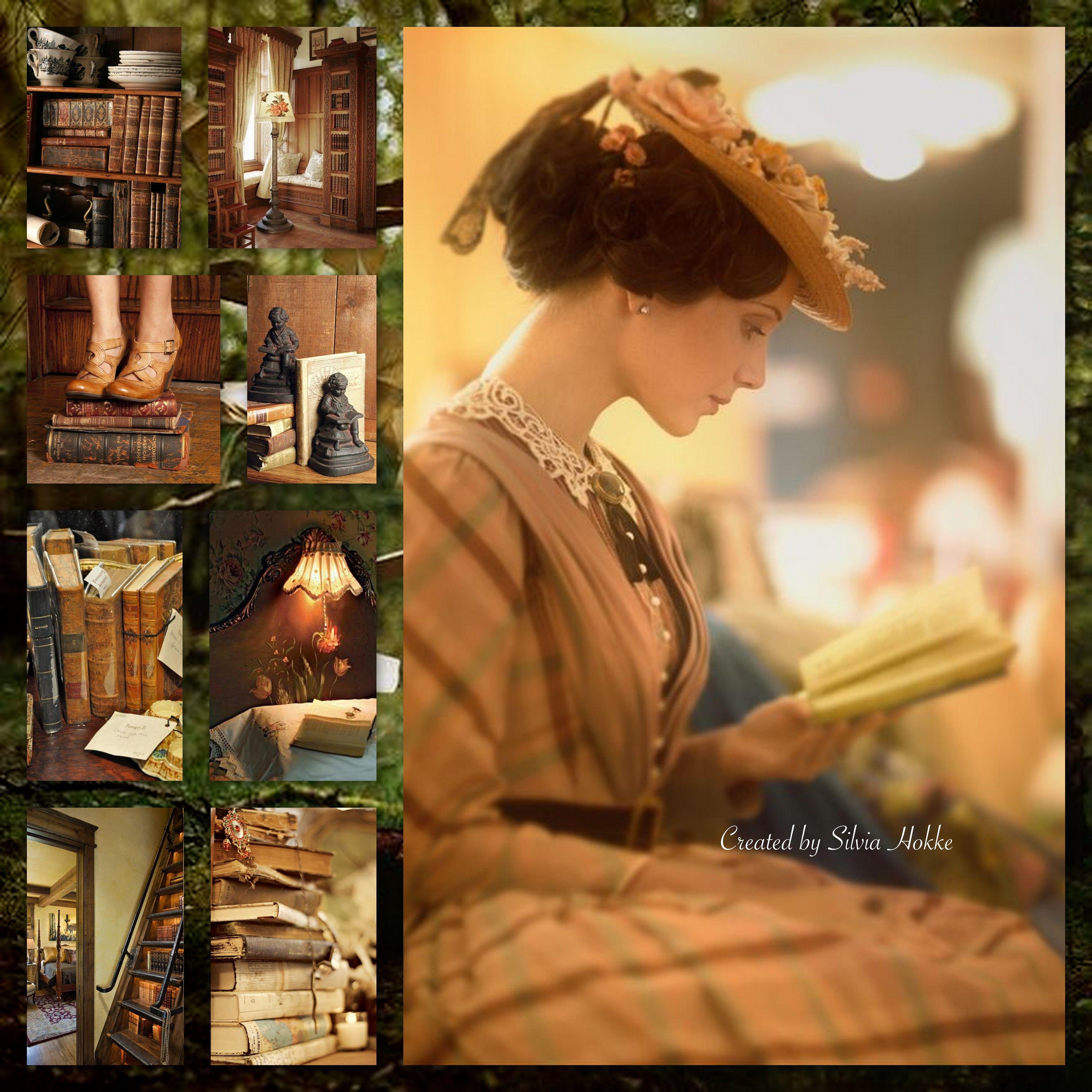 Книги коллаж фото