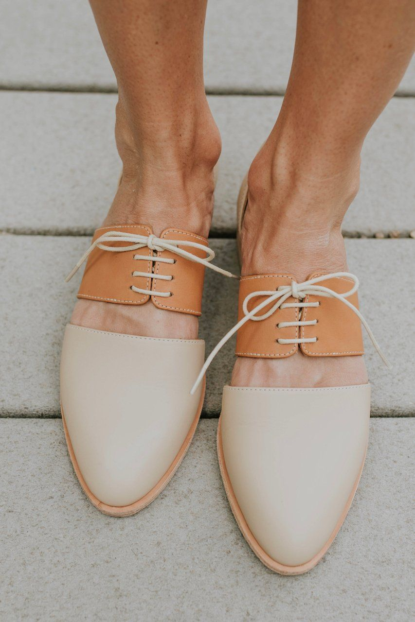 Carmen Oxford Flats | Classy shoes