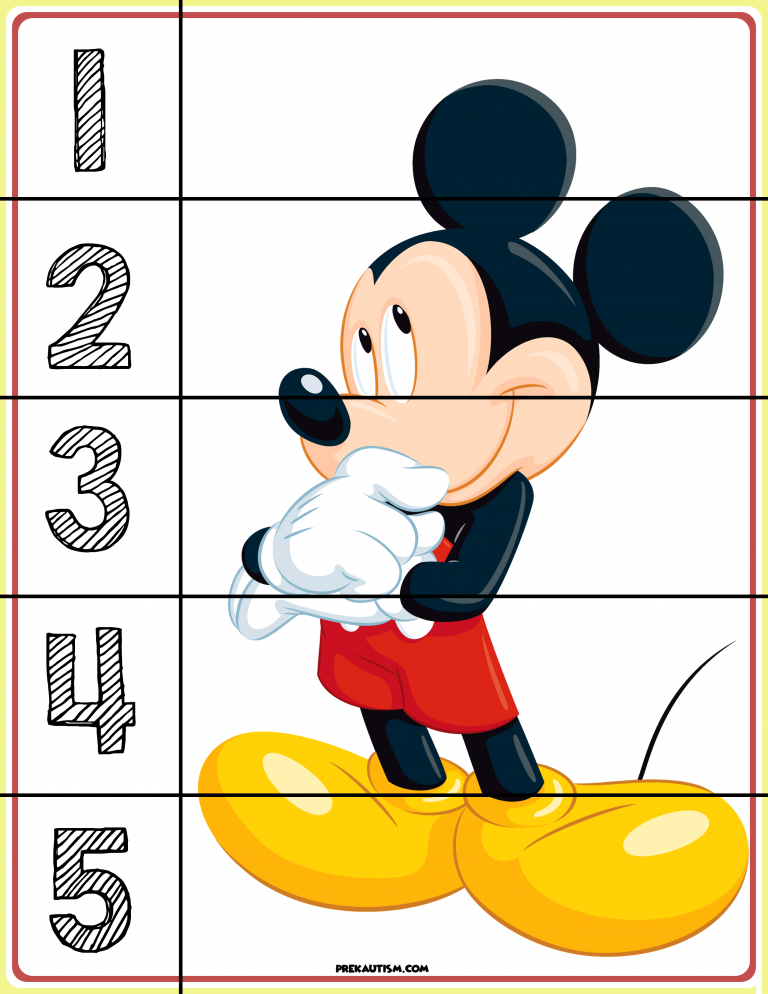 Puzzles for basic number sense. | Activities toddler (3 years old ...