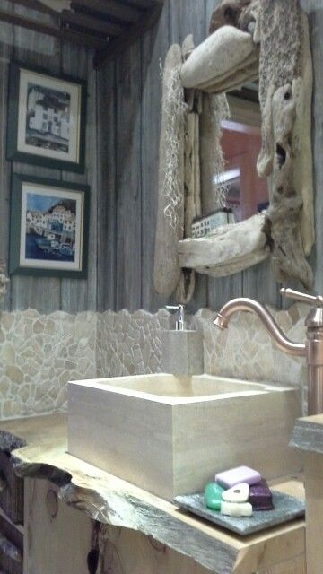 My Driftwood Bathroom Driftwood Bathroom Kids Bathroom Home
