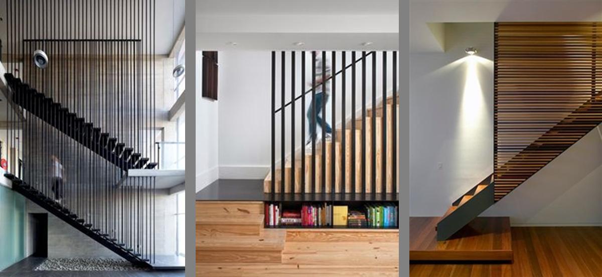 Casa 23: blogi omakotitalon rakentamisesta ja sisustamisesta: Kevyet ja modernit portaat