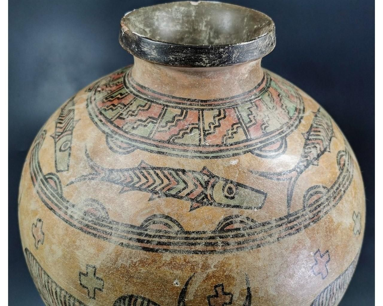 Indus Valley Vessel Bc In