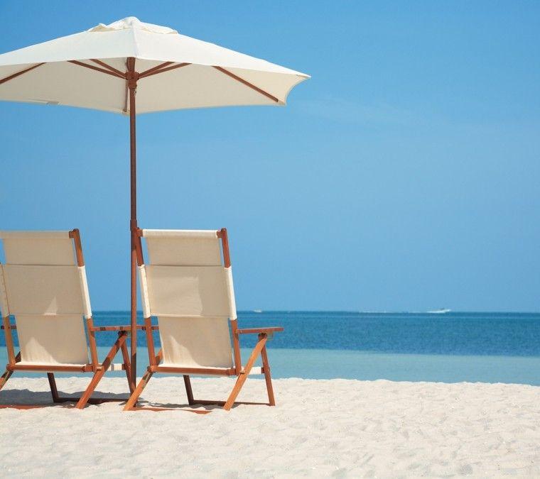 maderaa ligera Swimming pool ideas Pinterest - sillas de playa