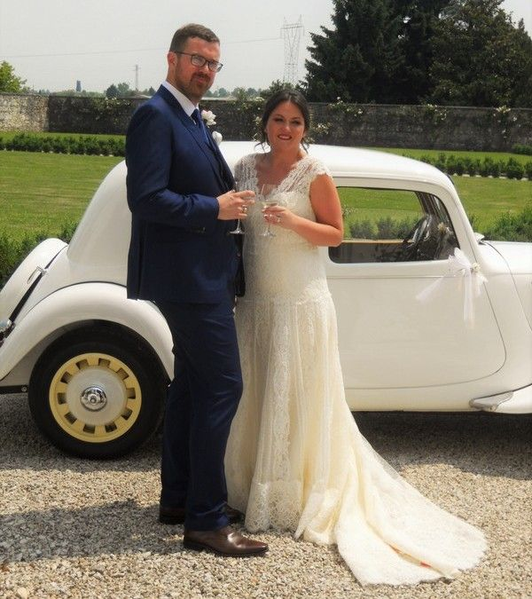 Favourite wedding planner in Italy