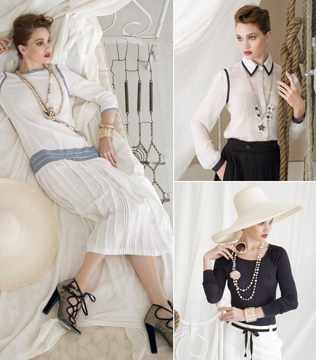 Twenties Sophistication: 8 New Women\'s Sewing Patterns | Inspiration ...