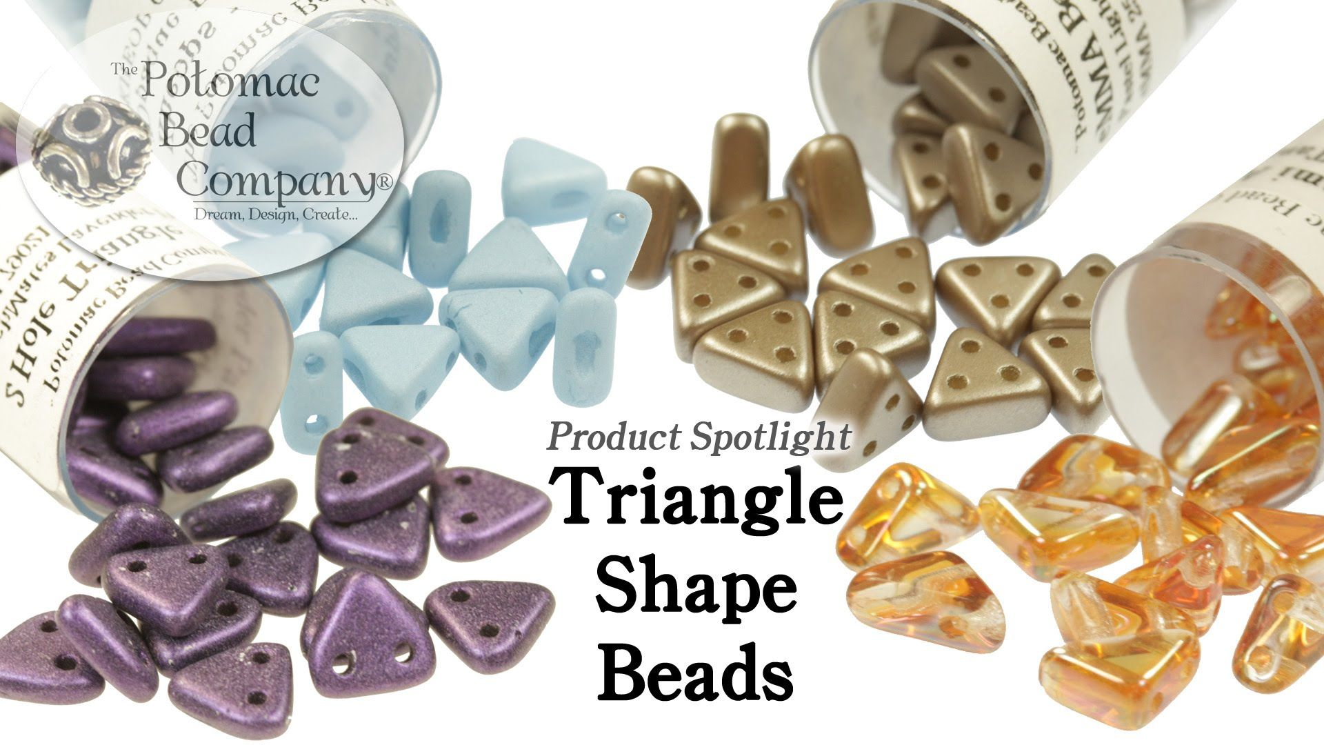 Comparing triangle shape beads seed bead tutorials seed bead comparing triangle shape beads seed bead tutorials baditri Image collections
