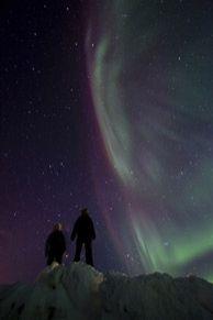 Nordlys i Finnmark, Norge - Foto: Terje Rakke/Nordic Life/Innovation Norway