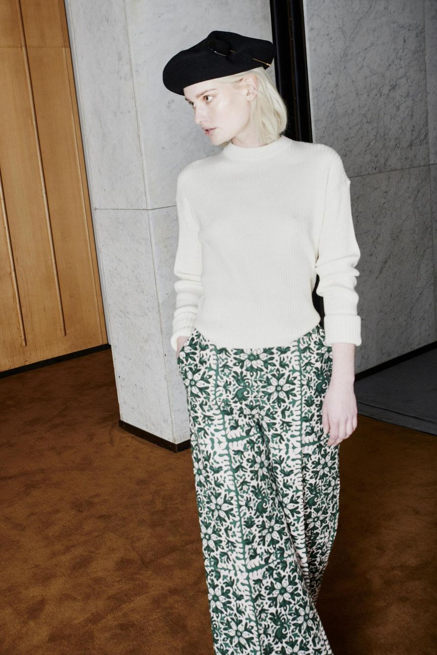 I love those Marimekko pants!