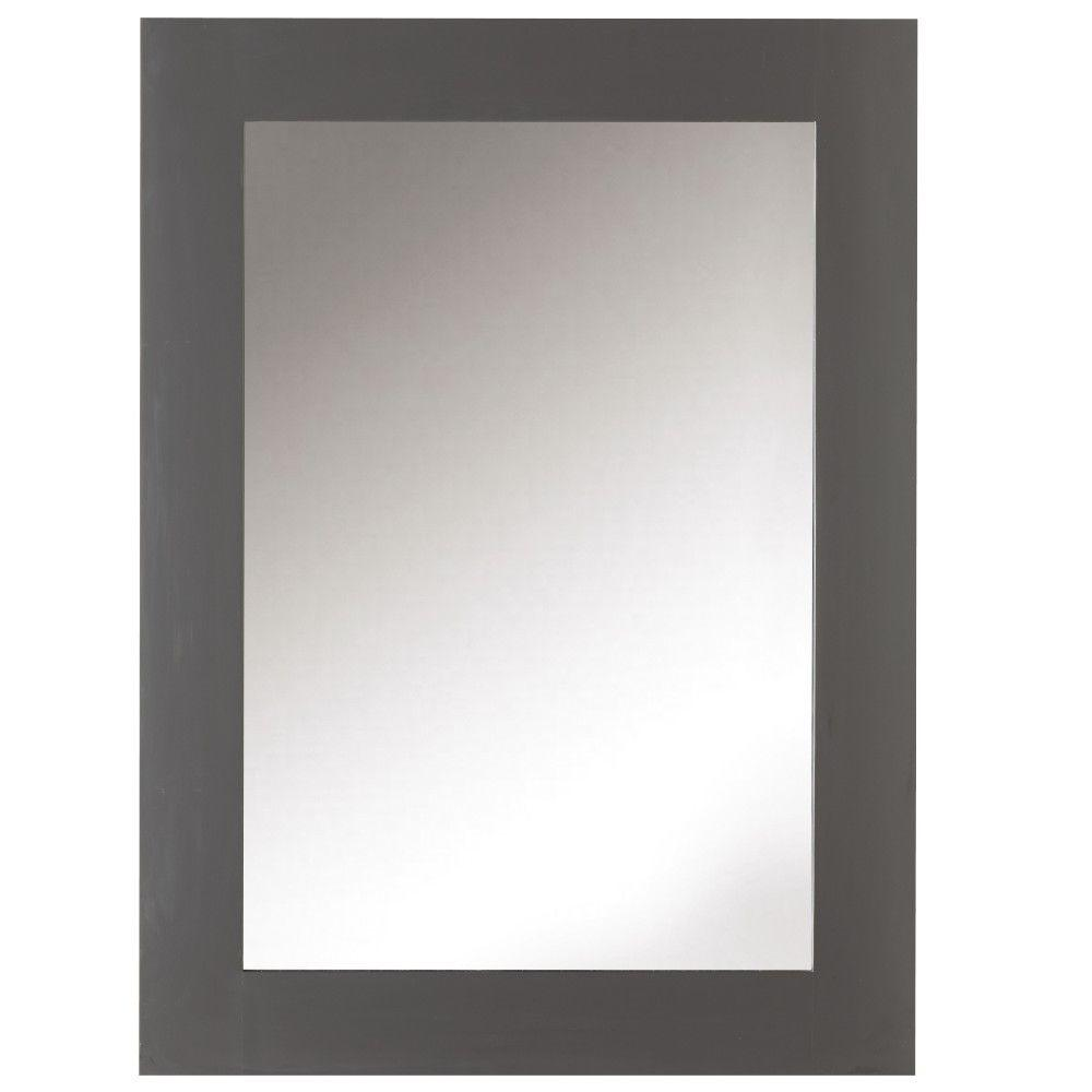 Home Decorators Collection Sonoma 30 in. L x 22 in. W Framed Wall ...