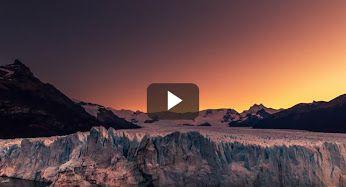 Conoce uno de los lugares más maravillosos de la Tierra en un espectacular vídeo en 8K: La Patagonia argentina y chilena.