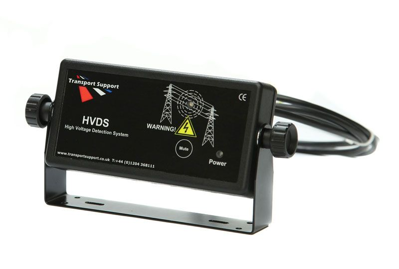 Overhead Primary Voltage Tester : The ts hvds is designed to prevent vehicles and machinery